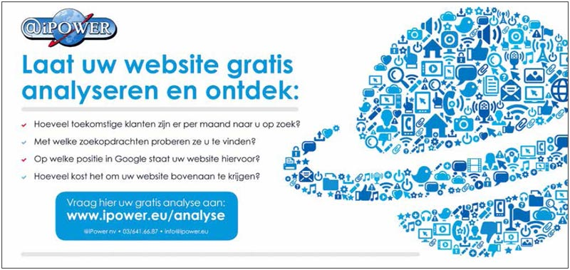 Advertentie - Fokus Innovatieve IT - 1-6-2016